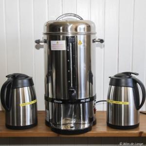 Koffiezetter Percolator 15 liter